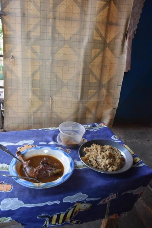 Café Resto Chez Tantie_Ouagadougou ⓒ Ekkehart Schmidt