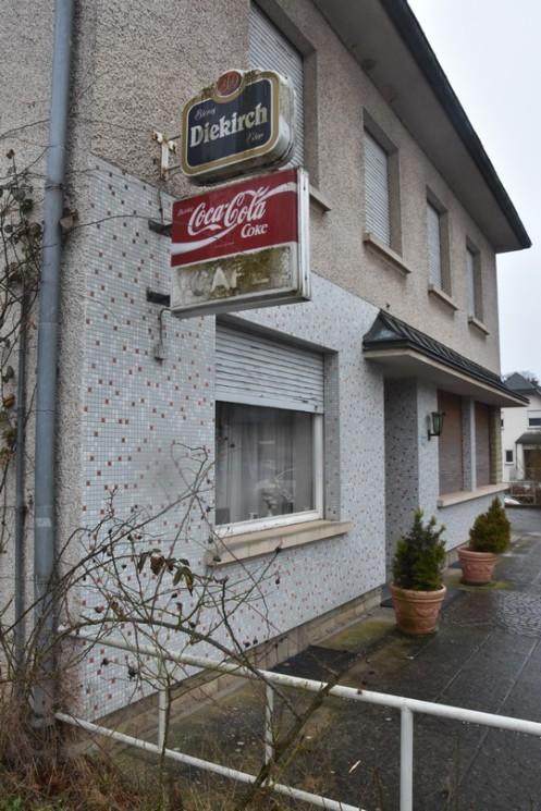Totes Café_Tandel ⓒ Ekkehart Schmidt
