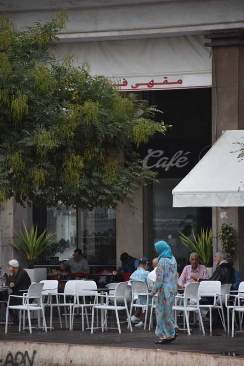Café de France_Casablanca (c) ekkehart Schmidt