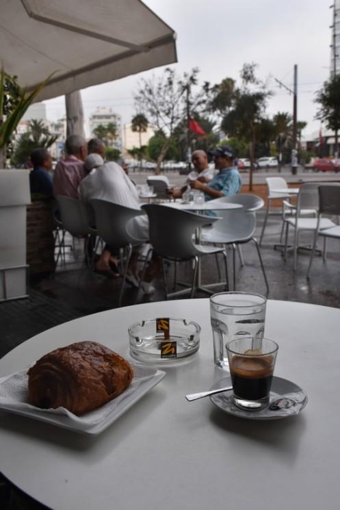 Cafe de France_Casablanca (c) Ekkehart schmidt