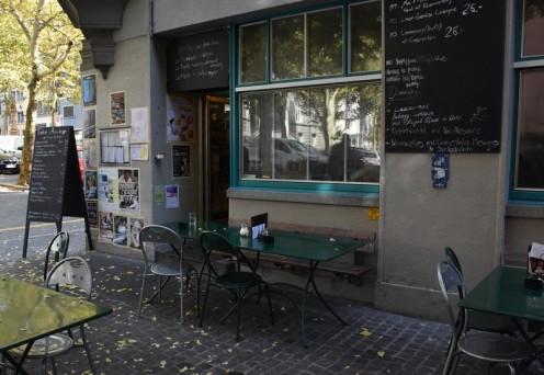 Café Zähringer_Zürich ⓒ Ekkehart Schmidt