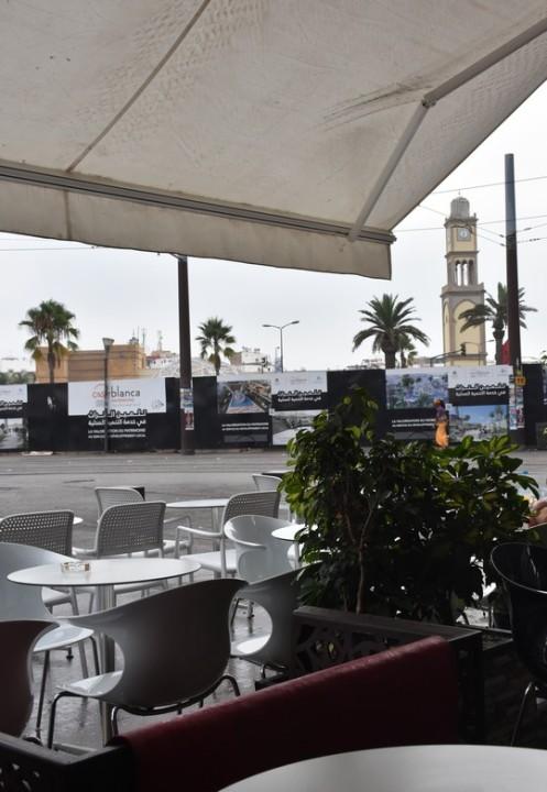 Café de France_Casablanca ⓒ Ekkehart Schmidt