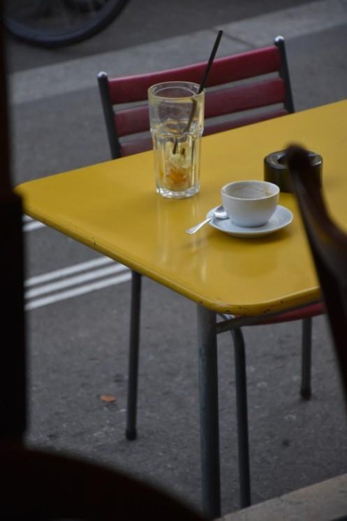 Kafi/ Pension für Dich_Zürich ⓒ Ekkehart Schmidt