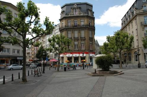 Von der Brasserie A Central zum Paname_Luxemburg © Ekkehart Schmidt