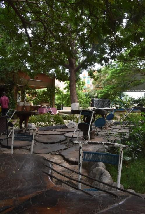 Jardin Noces de Caanan_Ouagadougou ⓒ Ekkehart Schmidt