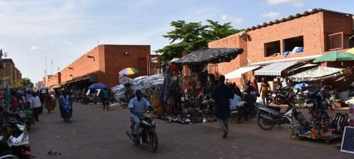 Grand Marché_Ouagadougou (c) Ekkehart Schmidt