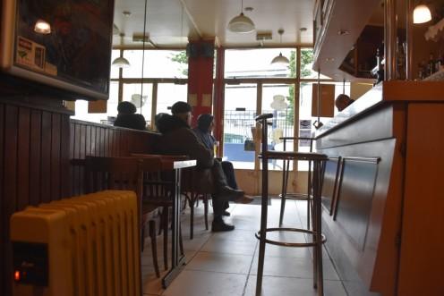 Café Bar Le Terrage_Paris © Ekkehart Schmidt