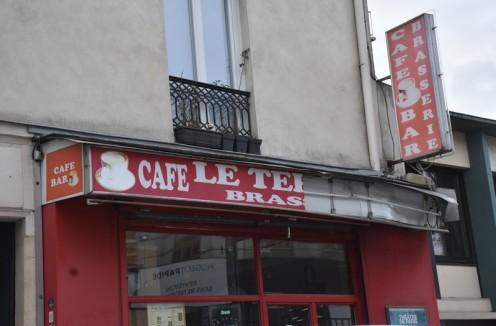 Café Bar Le Terrage_Paris (c) Ekkehart schmidt