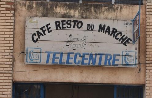 Café Resto du Marché_Ouagadougou © Ekkehart Schmidt