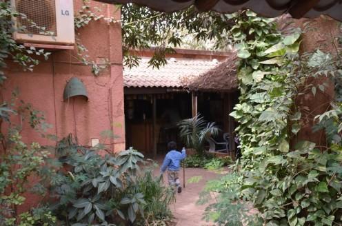 Hotel Pavillon Vert_Ouagadougou © Ekkehart Schmidt