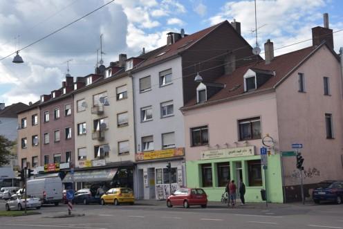 syrische Lokale in Saarbrücken (c) Ekkehart Schmidt