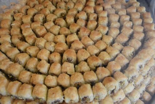 Bäckerei Al Shami_Saarbrücken © Ekkehart Schmidt