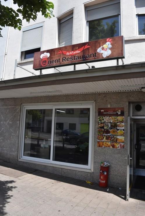 Orient Restaurant_Saarbrücken © Ekkehart Schmidt