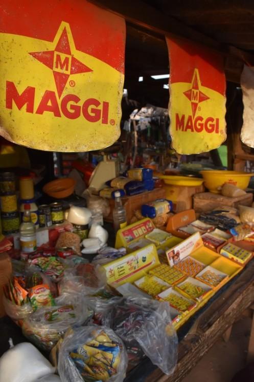 Maggi-Magie in Westafrika © Ekkehart Schmidt