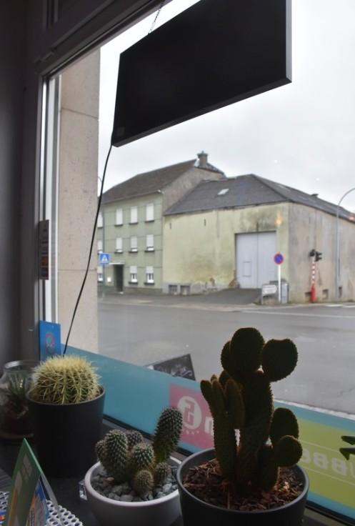 Café Au Bon Coin_Mamer © Ekkehart Schmidt