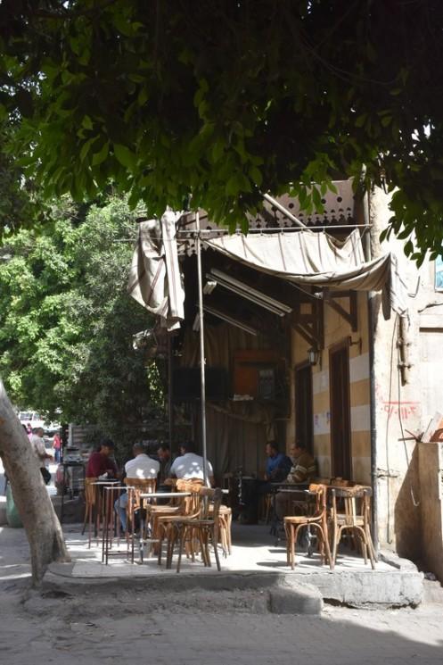 Ahwa Salah-ed-Din Talata_Kairo © Ekkehart Schmidt