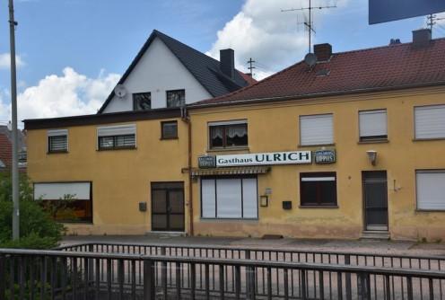 Gasthaus Ulrich_Niederlinxweiler © Ekkehart Schmidt