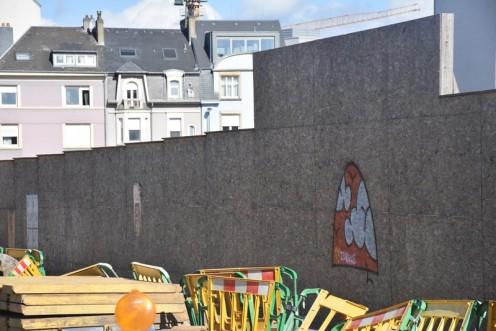 Letzte Weihe per Graffiti_Luxemburg © Ekkehart Schmidt