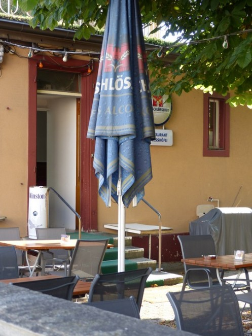 Restaurant Spiesshöfli_Basel © Ekkehart Schmidt