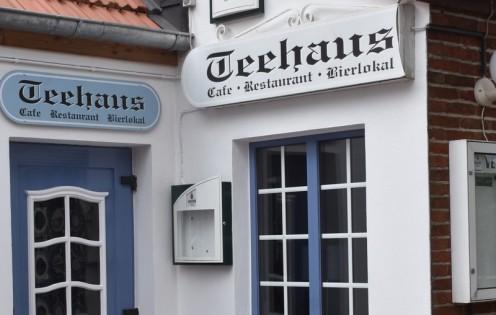 Teehaus_Borkum © Ekkehart Schmidt