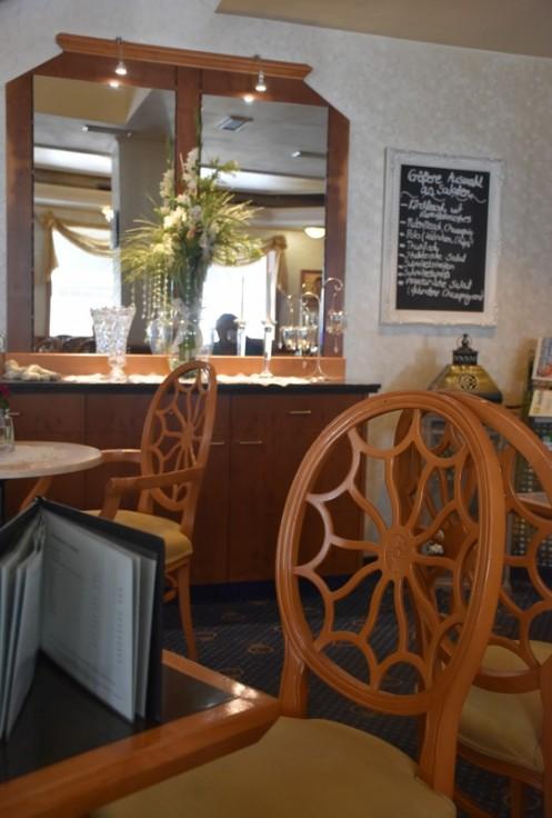 Café Königin Louise_Saarlouis © Ekkehart Schmidt