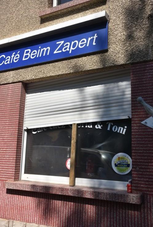 Café Beim Zapert_Beckerich © Ekkehart Schmidt