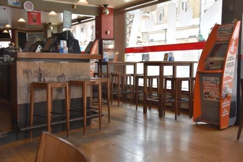 Café Nostalgie_Esch/ Alzette © Ekkehart Schmidt