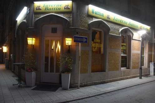 Taverne Battin/ Beim Anita_Esch an der Alzette © Ekkehart Schmidt