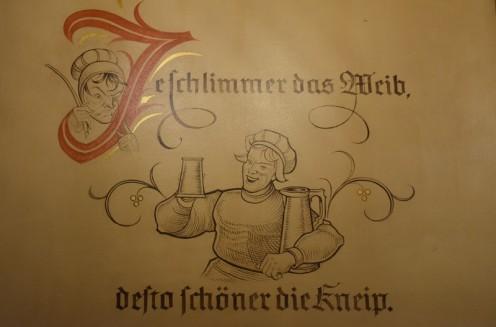 Alte Dorfschänke_Asssmannshausen © Ekkehart Schmidt