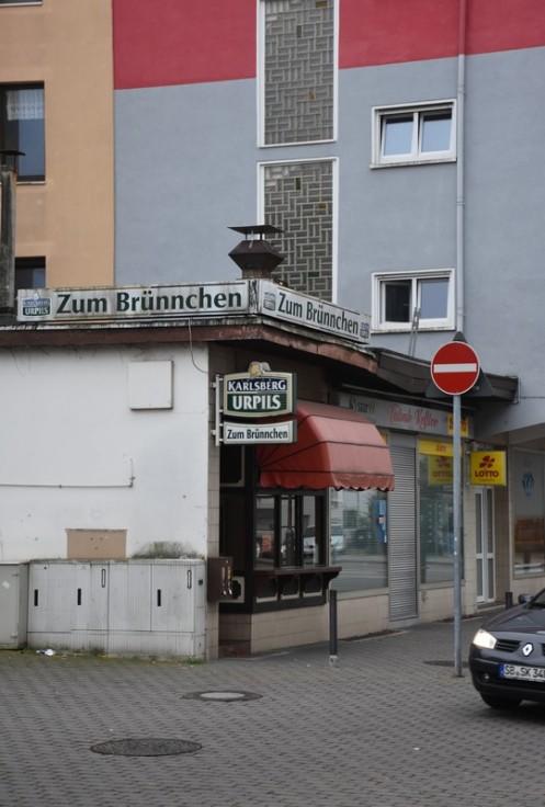 Zum Brünnchen_Saarbrücken © Ekkehart Schmidt