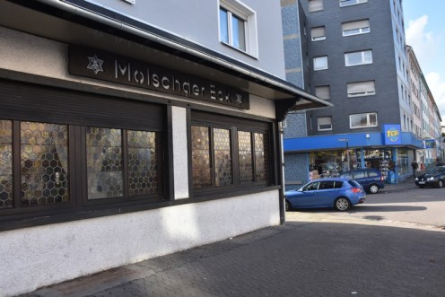 Posthorn und Molschder Eck_Saarbrücken © Ekkehart Schmidt