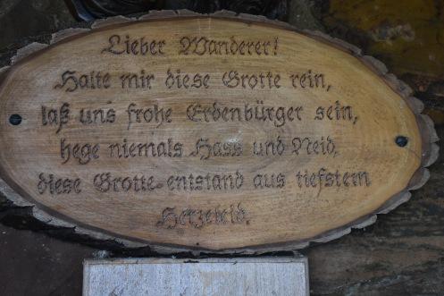 Mariengrotte_Elsenbergermühle © Ekkehart Schmidt