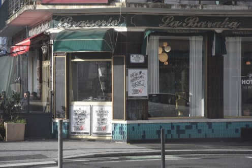 Brasserie La Baraka_Le Havre © Ekkehart Schmidt