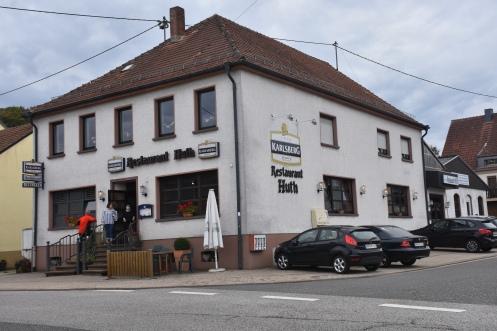 Winkelgast im Landgasthaus Huth_Hasborn © Ekkehart Schmidt