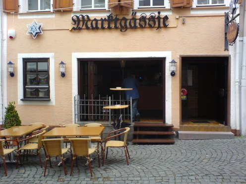 Marktgässje Homburg