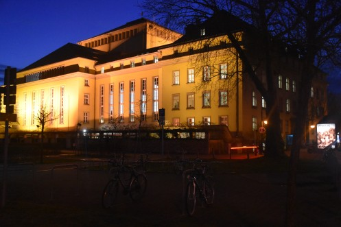 Die Kantine im Staatstheater_Saarbrücken © Ekkehart Schmidt
