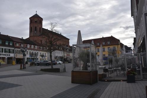 Zum Marktgässje_Homburg/ Saar © Ekkehart Schmidt