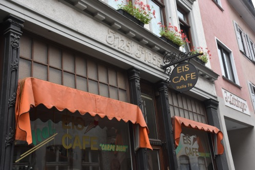 Eiscafé Italia 76_Bacharach © Ekkehart Schmidt